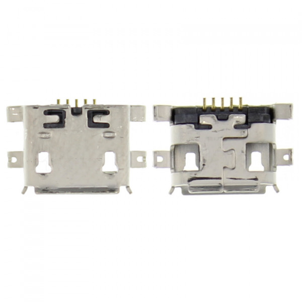 R81 Разъем MicroUSB Alcatel OT-4027D/OT-5036D/OT-5038D
