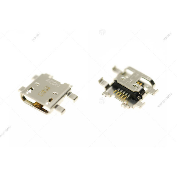 R83 Разъем MicroUSB Asus A502CG