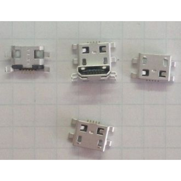 R24 Разъем MicroUSB Huawei Ascend Y600/Lenovo P70