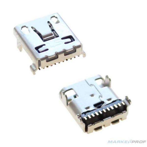 R105 Разъем MicroUSB LG D802 (G2) (R116)