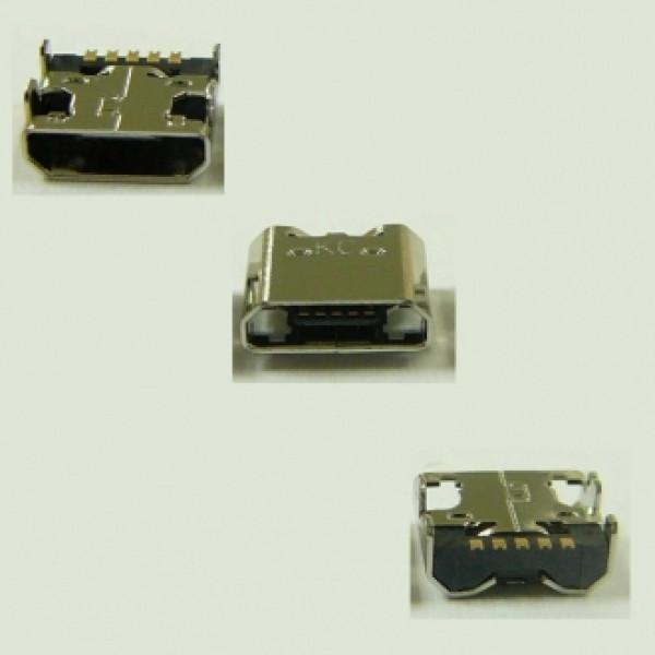 R127 Разъем MicroUSB LG P895/T370/T375/V500/H650E