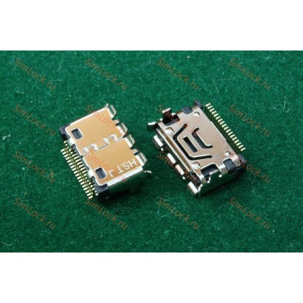 R87 Разъем LG KG800/KG900/KG270/KG320/KE360/KE800/...
