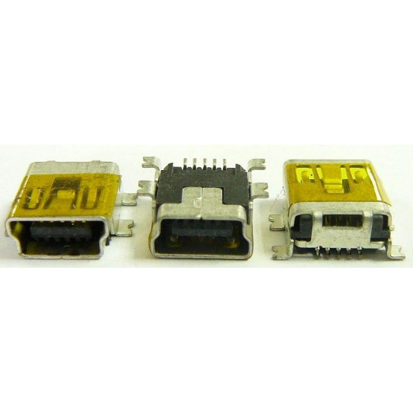 R63 Разъем MiniUSB Motorola L7