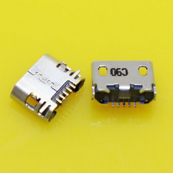 R114 Разъем MicroUSB Nokia 610