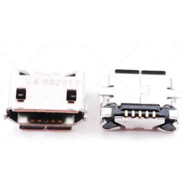 R21 Разъем MicroUSB Nokia N900/E71/7610S/3600S/5530/5730/E63/515/515 Dual