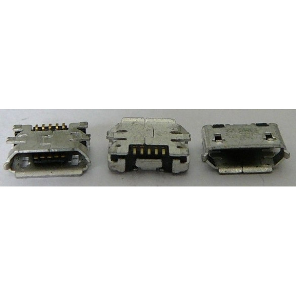 R145 Разъем MicroUSB Nokia X2-02/5130/308/309/310/130 (2017)/105 (2017)