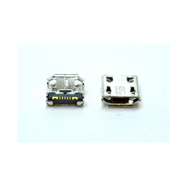 R98 Разъем MicroUSB Samsung C3560/S3850/E2530/E2600/C3750/C3752/B7350