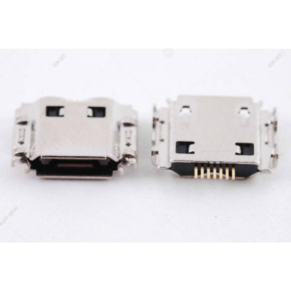R140 Разъем MicroUSB Samsung i8910/i9000/S7220/i9003/i9010/S5260/S5350/S5530/S5660
