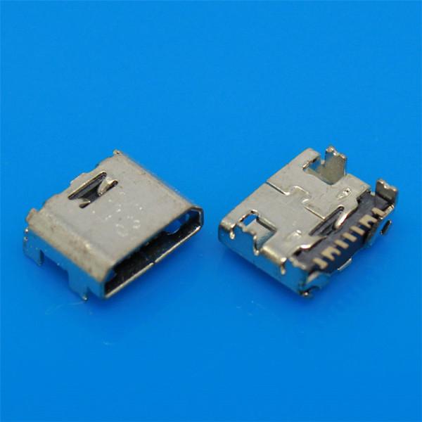R59 Разъем MicroUSB Samsung i9082/i9080/i8552/i9060/i9152/T110/T111/G360H/G361H/T560