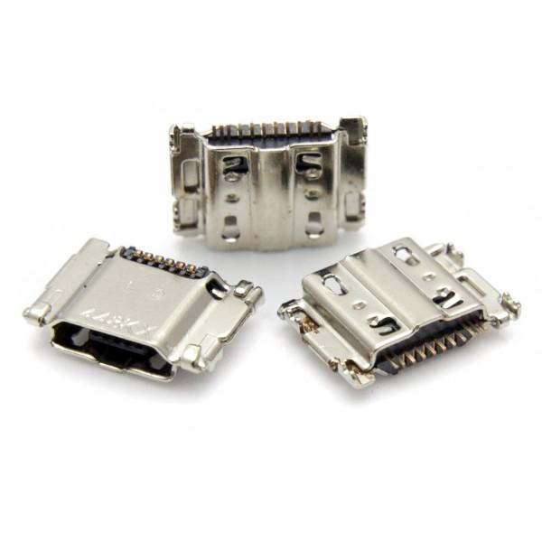 R43 Разъем MicroUSB Samsung i9300/i9200/i8580/T310/T311/i9300I/i9301/T810/T813/T815/T819