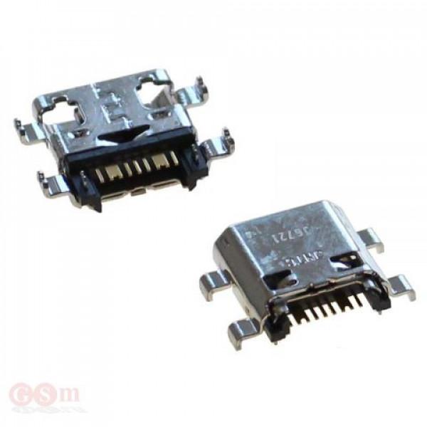 R36 Разъем MicroUSB Samsung S7270/S7272/G355H/G7102/G386F/G530H/G531H/G350E/G532F