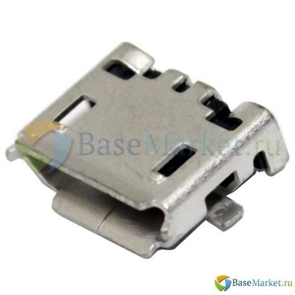 R154 Разъем MicroUSB SonyEricsson J108i (Cedar)/A8