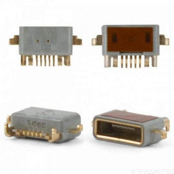 R150 Разъем MicroUSB SonyEricsson LT15i (Arc)/LT18i (ArcS)/MT15i/MT11i