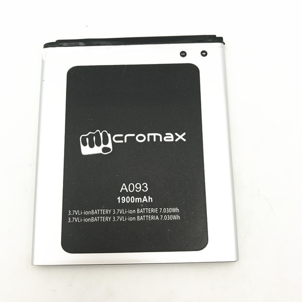 АКБ Micromax A093