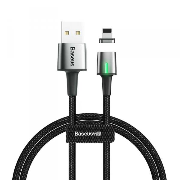 Baseus Zinc Magnetic Cable USB For Type-C 3A (CATXC-A01)