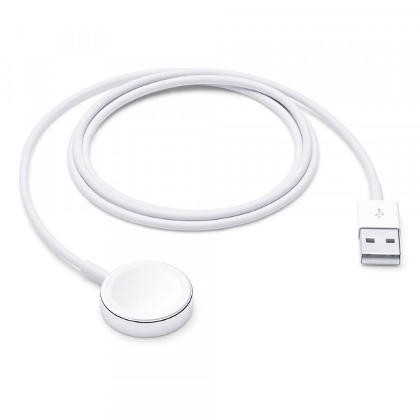 Apple Watch Magnetic Charging Cable (1 m) (MKLG2, MU9G2)