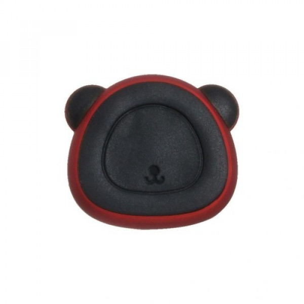 Baseus Bear magnetic car bracket Red (SUBR-A09)