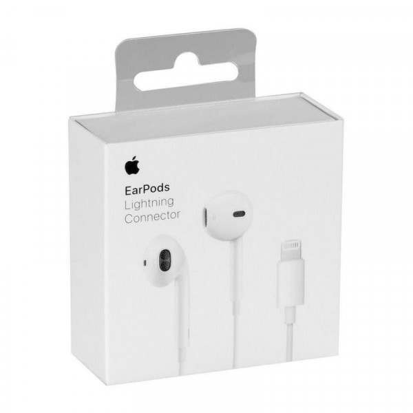 Apple iPhone EarPods with Mic Lightning (MMTN2ZM/A)