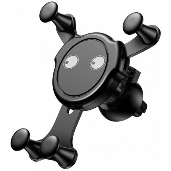 Baseus Emoticon Gravity Black (SUYL-EMJL)