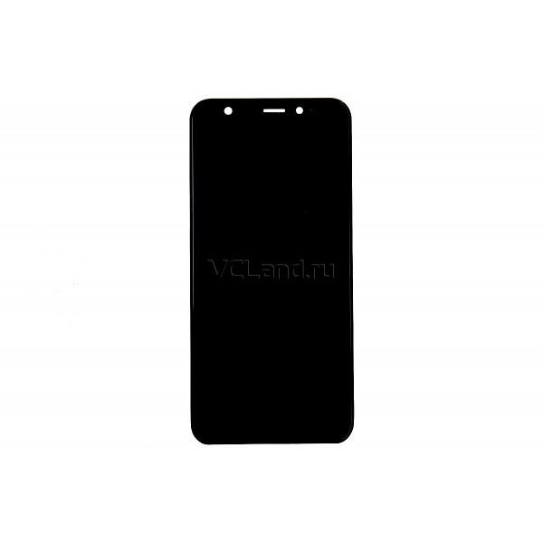 Дисплей Asus ZA550KL/G552KL (ZenFone Live) в сборе с тачскрином Черный