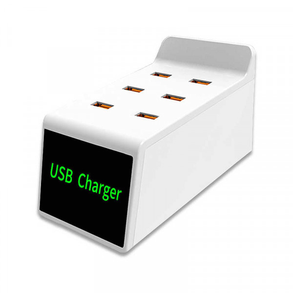 RoHs YC- CDA31 40W (6 USB портов)