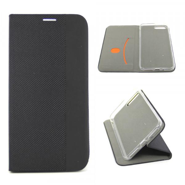 Чехол Книжка iPhone 11 Pro Max черный (Stylish Case)