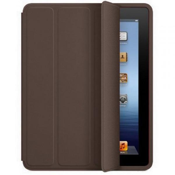 Чехол Книжка iPad Pro (12.9) коричневый