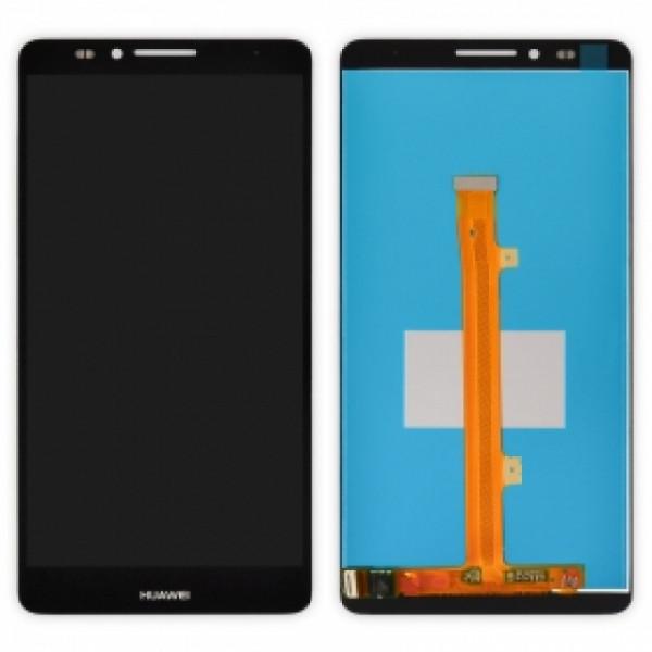Дисплей Huawei Ascend Mate 7( MT7-L09 ) в сборе с тачскрином Черный