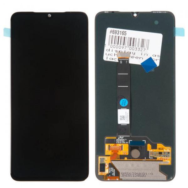 Дисплей Xiaomi Mi 9 в сборе с тачскрином Черный