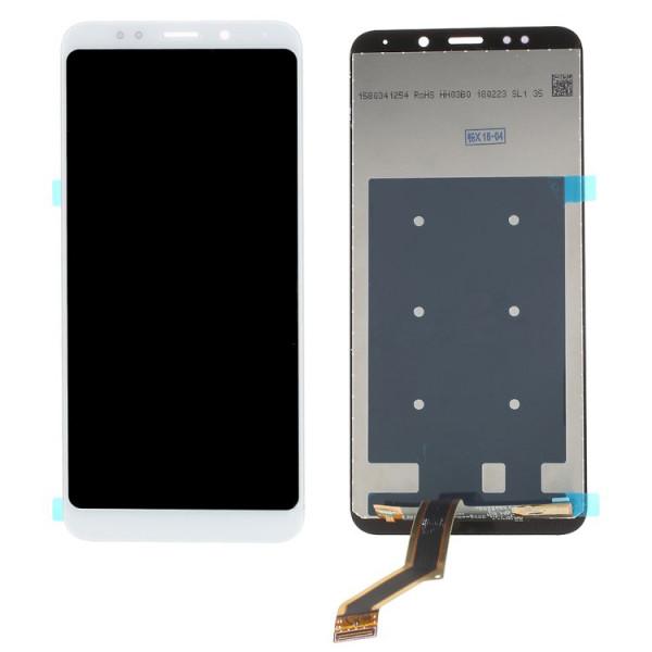 Дисплей Xiaomi Redmi 5 в сборе с тачскрином Белый Оригинал