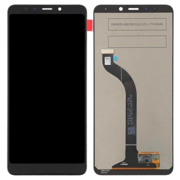 Дисплей Xiaomi Redmi 5 в сборе с тачскрином Черный Оригинал