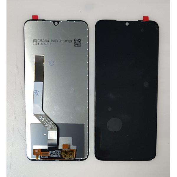 Дисплей Xiaomi Redmi Note 7 в сборе с тачскрином Черный Оригинал