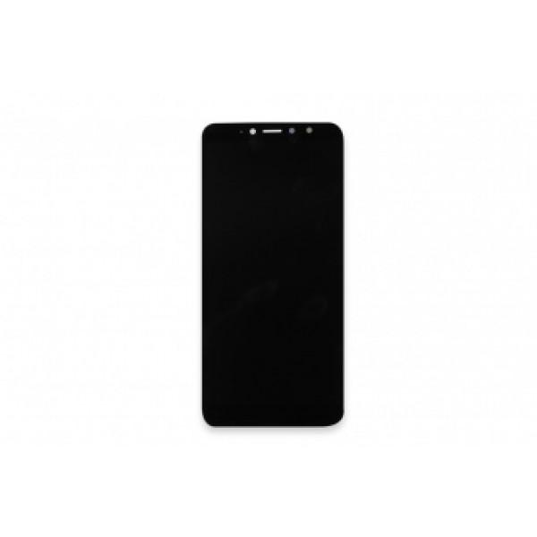 Дисплей Xiaomi Redmi S2 в сборе с тачскрином Черный Оригинал