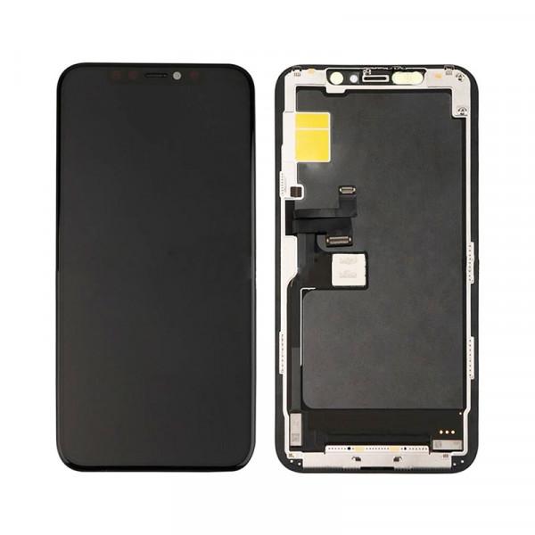 Дисплей iPhone 11 Pro в сборе Черный - Оригинал 100%