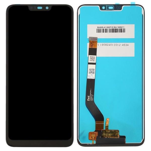 Дисплей Huawei Honor 8C (BKK-AL10) в сборе с тачскрином Черный