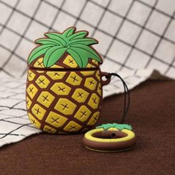 Чехол для наушников AirPods Ananas