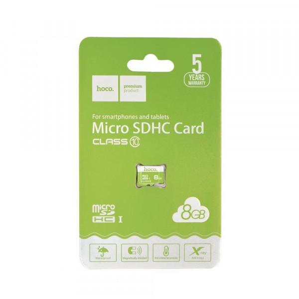 HOCO Micro SDHC 8 GB