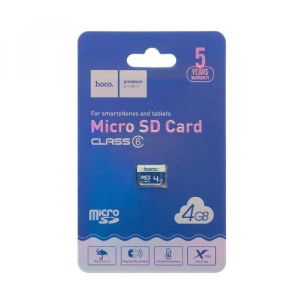 HOCO Micro SD 4 GB