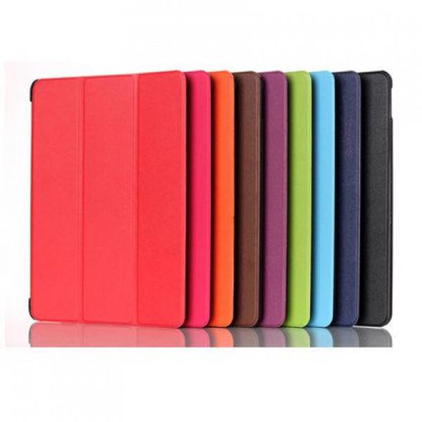 Чехол Книжка Samsung Tab S6 (10.5) T866N Малиновый