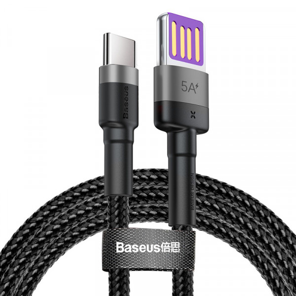 Baseus Cafule HW Quick Charging Data cable 40W  (CATKLF-PG1)