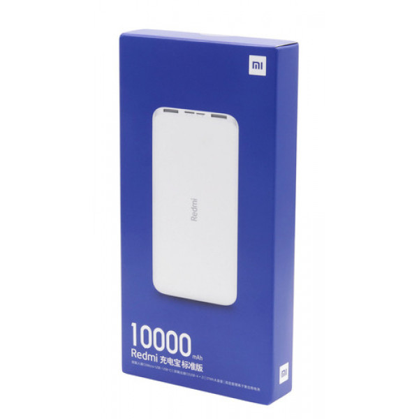 Xiaomi Mi Power Bank  10000 mAh 2xUSB (VXN4266CN)