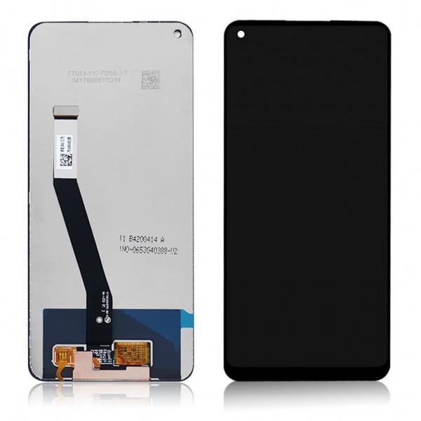Дисплей Xiaomi Redmi Note 9 в сборе с тачскрином Черный