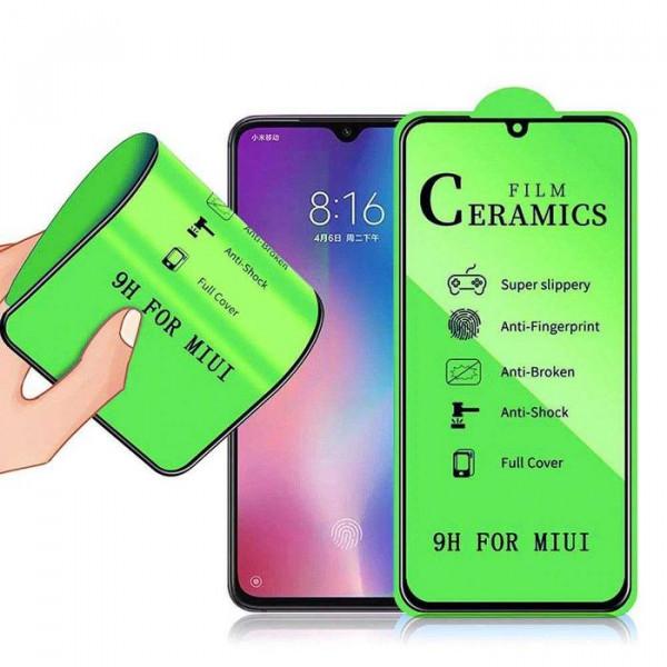Защитное керамическое стекло Samsung A40/A405