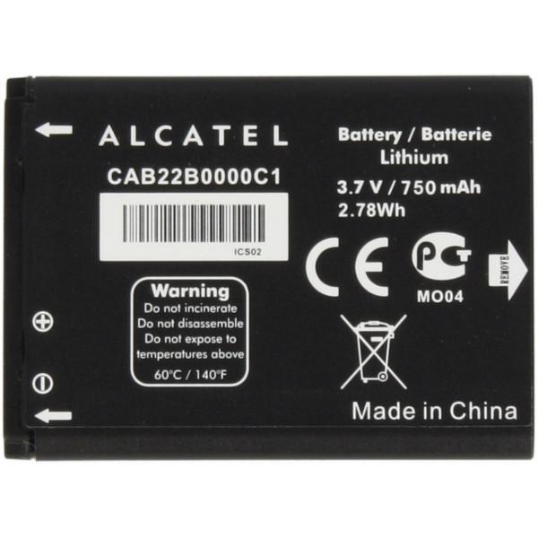 АКБ Alcatel CAB22B0000C1 ( OT-2012D/OT-2007D )
