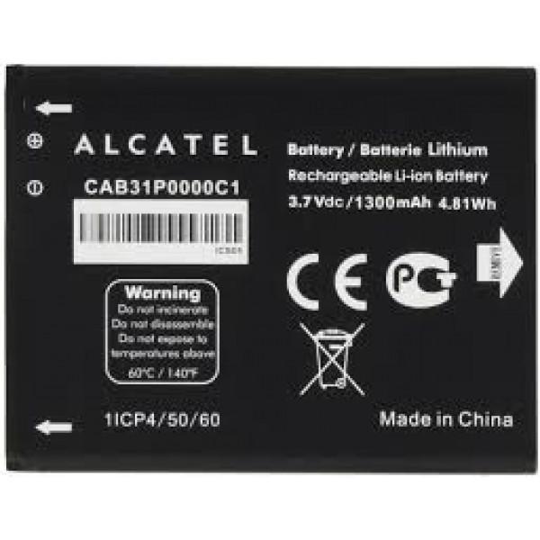 АКБ Alcatel CAB31P0000C1 ( OT-4007D/OT-4009D/OT-4014D/OT-4015D/OT-4018D/OT-4032D )