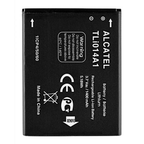 АКБ Alcatel TLi014A1/TLi013BB ( OT-4010D/OT-4013D/OT-4027D/OT-4030D/OT-4035D/OT-5020D/МТС 960 )