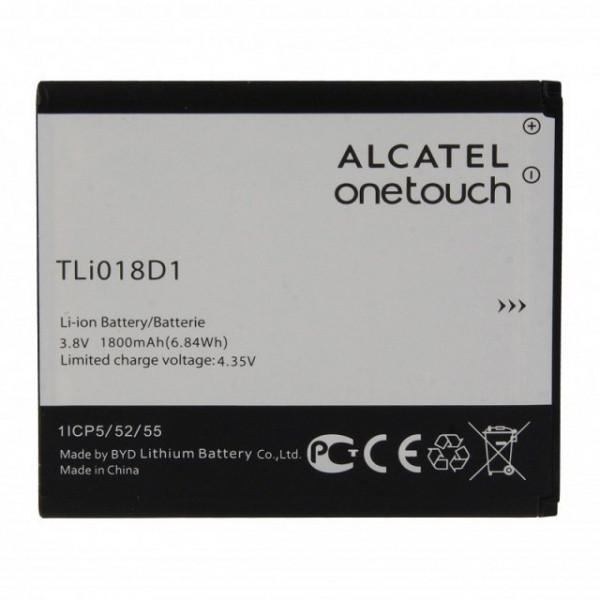 АКБ Alcatel TLi018D1 ( OT-5015D/OT-5038X/OT-5038D )