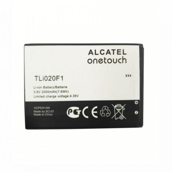 АКБ Alcatel TLi020F1/TLi020F ( OT-5045D/OT-4045D/OT-5010D/OT-5042X/OT-6036Y/OT-7041D/OT-5044D )