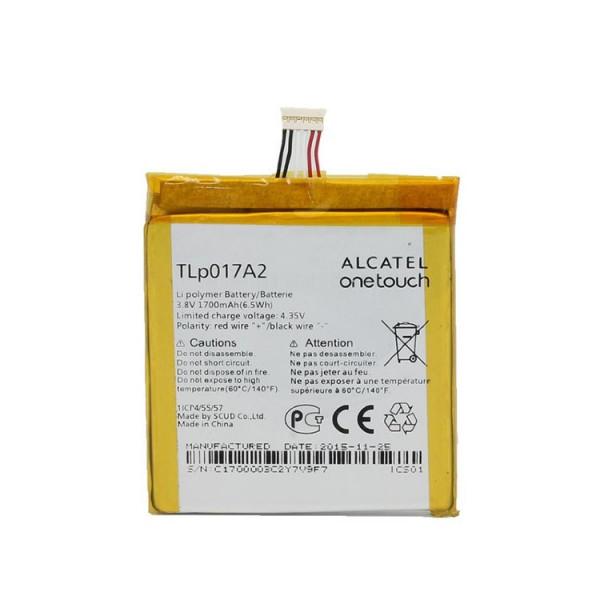 АКБ Alcatel TLp017A2/TLp017A1/TLi017A2 ( OT-6012X/OT-6012D/OT-6014X/OT-6015X/OT-6016X/OT-6016D )