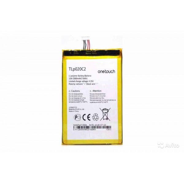 АКБ Alcatel TLp020C2 ( OT-6035R/OT6037Y/OT-6040D )
